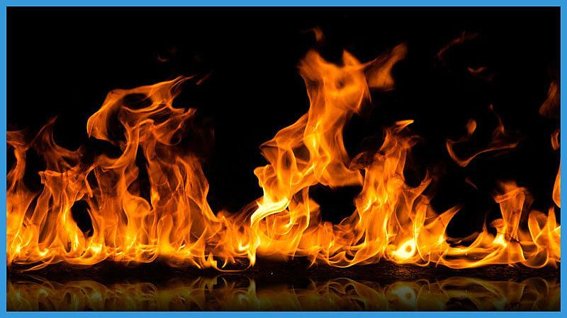 стихии по фен шуй огонь