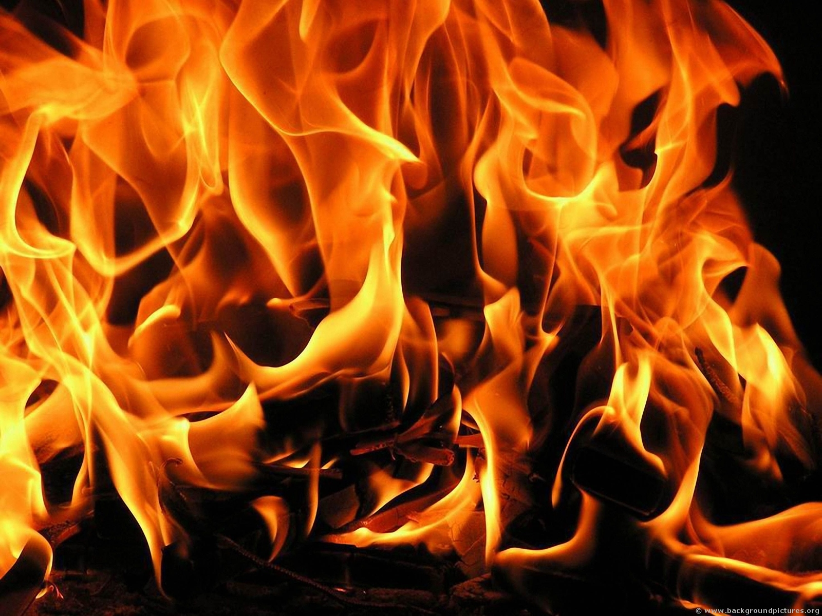 изображение огня: